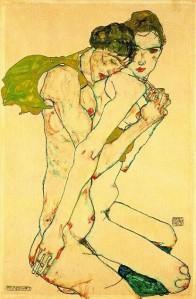 Freundschaft (Friendship), 1913